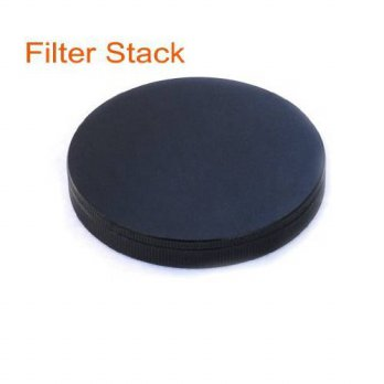 [holiczone] Fotasy MLC 52mm Camera Filter Stack Caps/167423
