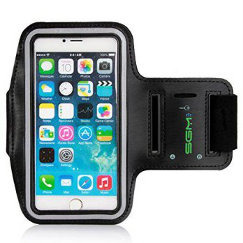 [holiczone] 6S Plus Armband, iPhone 6 Plus Armband, SGM (TM) Armband Case Cover For iPhone/299970