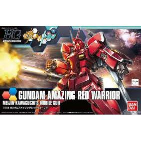 HGBF Gundam Amazing Red Warrior 1/144 Build Fighters