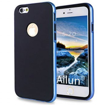 [holiczone] AILUN iPhone 6 plus Case,[5.5]by Ailun,Shock-Absorption Bumper,Anti-Scratch Re/100134