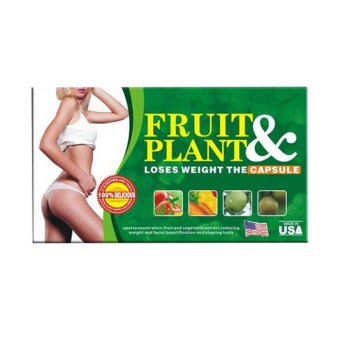 Fruit & Plant Obat Pelangsing Badan Fruit Plant Herbal