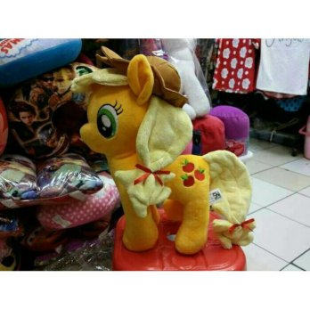 Boneka little poni ( kuda )  apple jack