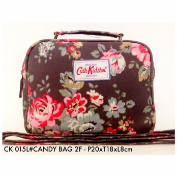 Tas Wanita Import Fashion Candy Bag 2 Fungsi 015L - 1