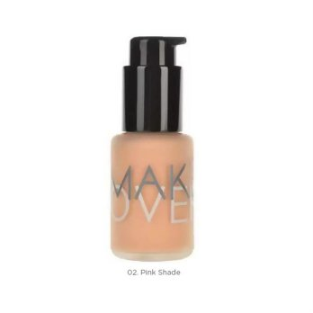 Make Over Ultra Cover Liquid Matt Foundation Pink Shade / MKP02667