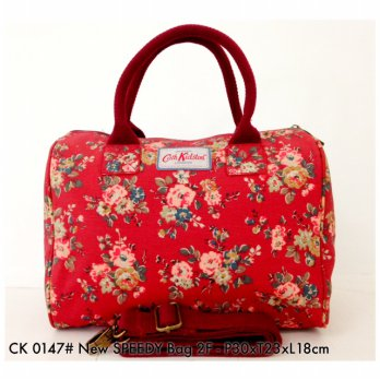 Tas Wanita Import Fashion New Speedy Bag 2 Fungsi 0147 - 4
