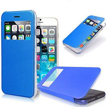 [holiczone] PASONOMI iPhone 6 Case, Pasonomi [Smart Window View] Apple iPhone 6 Folio Wall/274750