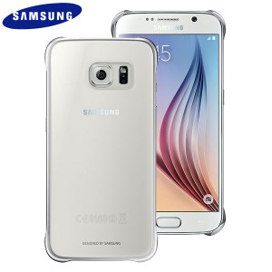 SAMSUNG GALAXY S6 EDGE CLEAR CASE Original 100%