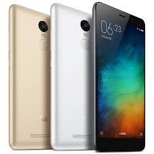 Xiaomi Redmi Note 3 RAM 3GB/32GB - 4G LTE - with Bahasa Indonesia + playstore