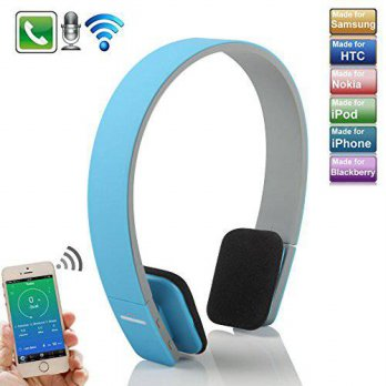 [holiczone] Boriyuan Mini Portable Adjustable Stereo Bluetooth Headset Bluetooth 3.0 Stere/167870