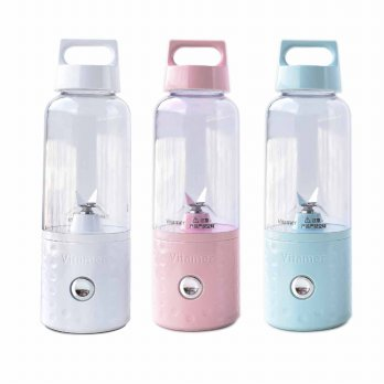 VITAMER Juicer Bottle Portable Blender Cup 500ml