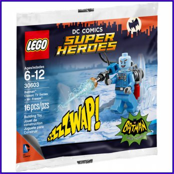 LEGO 30603 - Polybag - Batman Classic TV Series - Mr. Freeze