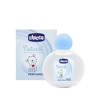 Chicco Baby Sweet Perfumed Water Natural Sensation Parfum Bayi - Isi 100ML