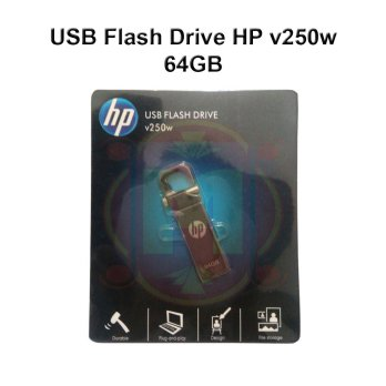 Flashdisk HP 64GB Bergaransi - Flash Drive HP 64GB