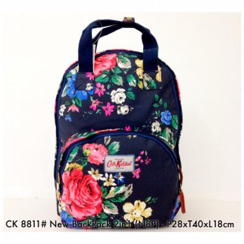 Tas Wanita Fashion Backpack 2 in 1 NBP 8811 - 9