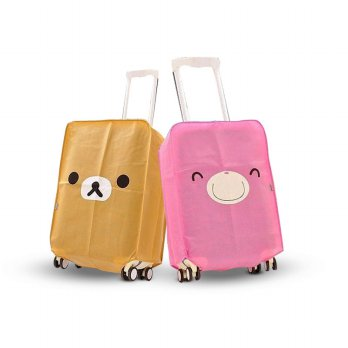 Luggage Cover Rilakkuma & Friends / Penutup & Pelindung Koper / Cover Koper 20