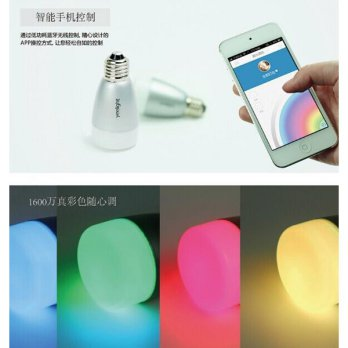 Yeelight Blue Ii Bluetooth App Controlled Smart Led Bul