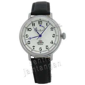 ORIENT FDD03003Y0 Automatic - Power Reserve Chronograph - White Dial - Water Resist 50mtr