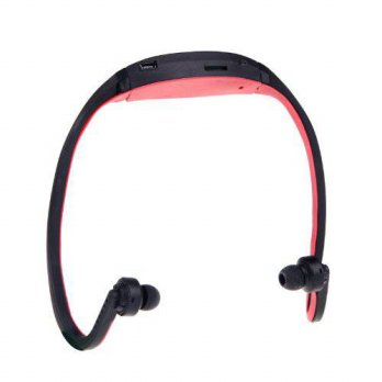 [holiczone] Docooler Sport MP3 WMA Music Player TF/ Micro SD Card Slot Wireless Headset He/163427