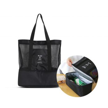 Double Layer Bag / Tas 2 Layer - Multi function Bag