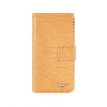 [holiczone] ForestGreen Genuine Lamskin Wallet Case for iPhone 5 and iPhone 5s - Retail Pa/258219