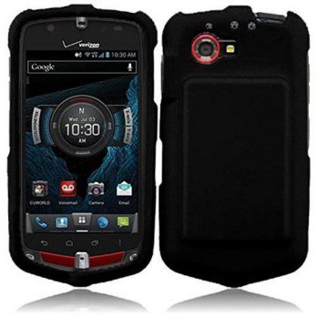 [holiczone] HRWireless For Casio GzOne Commando 4G LTE C811 Rubberized Hard Snap On Cover /268620