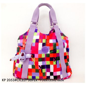 Tas Wanita Import Fashion Handbag Cicely 2053 - 17