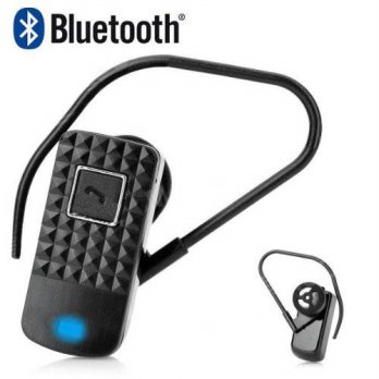 [holiczone] InDigi N97 Bluetooth Headset Handsfree Wireless Earphone For iPhone Smart Phon/169486