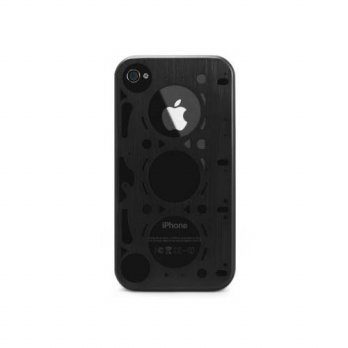 [holiczone] Id America ID America IDC402-BLK ID America Gasket iPhone 4S Case - 1 Pack - R/165744