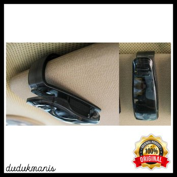 Klip Gantungan Kacamata Vehicle Mounted Glasses Clip Sunroof HOB-051