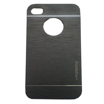 Motomo Ino Metal Case Samsung Galaxy Grand1- Hitam