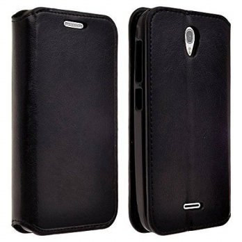 [holiczone] Customerfirst - Alcatel OneTouch Conquest Case, OneTouch Conquest Flip PU Leat/1405105