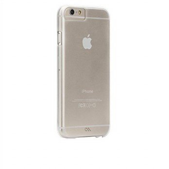 [holiczone] Case-Mate Barely There Case for iPhone 6/6s - Clear/214917