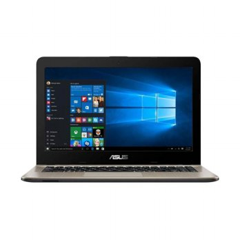 Asus X441UA-GA311T Notebook - Black [i3-7020U/4GB/1TB/14 Inch/Win10]