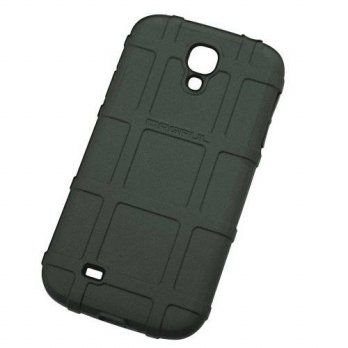 [holiczone] MAGPUL INDUSTRIES CORPORATION Magpul Industries Galaxy S4 Field Case, OD Green/316329