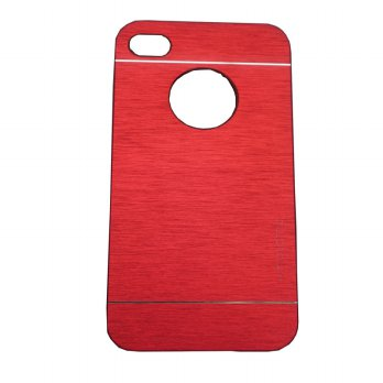 Motomo Ino Metal Case Samsung Galaxy Grand1- Merah