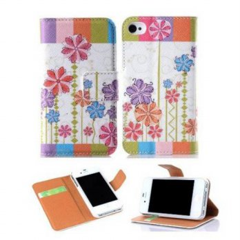 [holiczone] iPhone 4 wallet case,Canica iPhone 4 wallet case,wallet iphone 4 case,iphone 4/338789
