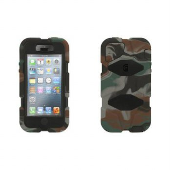 [holiczone] Griffin Technology Griffin Survivor Hunter Case, Camo Hunter Black for iPhone /274806