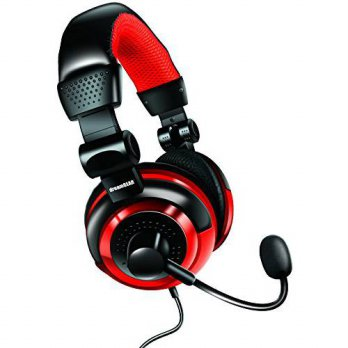[holiczone] DreamGEAR dreamGEAR Universal Elite Amplified, Wired Stereo Gaming Headset - P/315075
