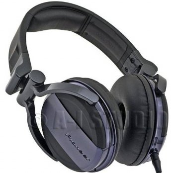 [holiczone] Pioneer HDJ-1500-K Professional DJ Headphones - Black Chrome/211473