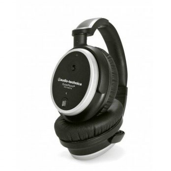 [holiczone] Audio-Technica ATH-ANC7B QuietPoint Active Noise-Cancelling Closed-Back Headph/337827
