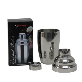 Shuma Cocktail Shaker 550 ml - stainless steel