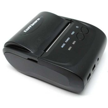 Taffware Zjiang Printer Resep Thermal Bluetooth - ZJ