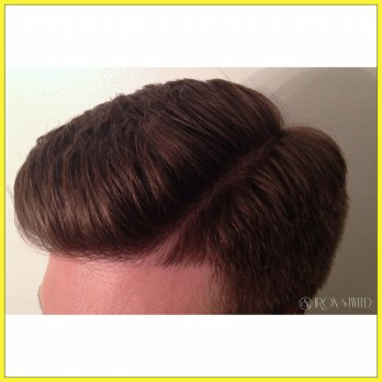 Pomade Suavecito Color - Brown Hair Clay