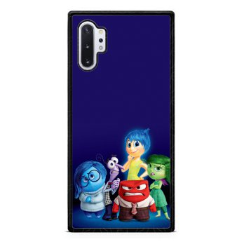 Disney Inside Out Characters X3466 Samsung Galaxy Note 10 Plus Case