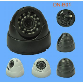 CCTV Dome With Memory Card/TF Card (4pcs)