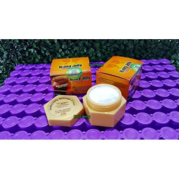 NEW Honey Jelly DUS Massage Cream HONEY JELY JELI KRIM PERAWATAN KULIT WAJAH PRAKTIS BEST SELLER
