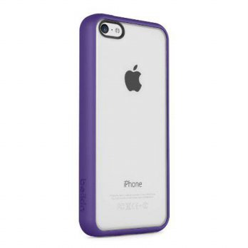 [holiczone] Belkin View Case / Cover for Apple iPhone 5c (Purple)/318355