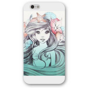 [holiczone] Onelee Customized Disney Series Case for iPhone 6+ Plus 5.5, The Little Mermai/339012