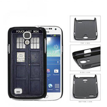[holiczone] Bufflo Design Police Call Box Hard Snap-on Protective Case for Samsung Galaxy /349573