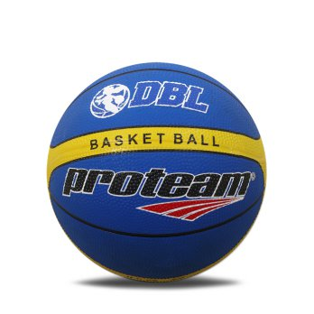 Proteam Basket Rubber SA-5 Blue-Yellow